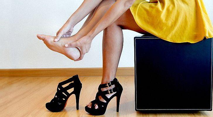 Как убрать косточку на ноге