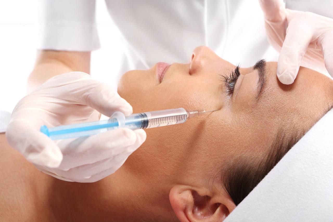 Введение ботулотоксина