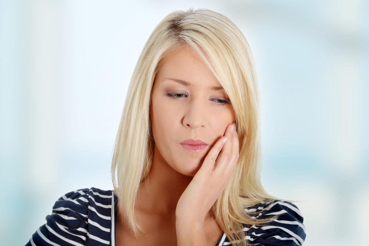 Как лечить воспаление десны под коронкой