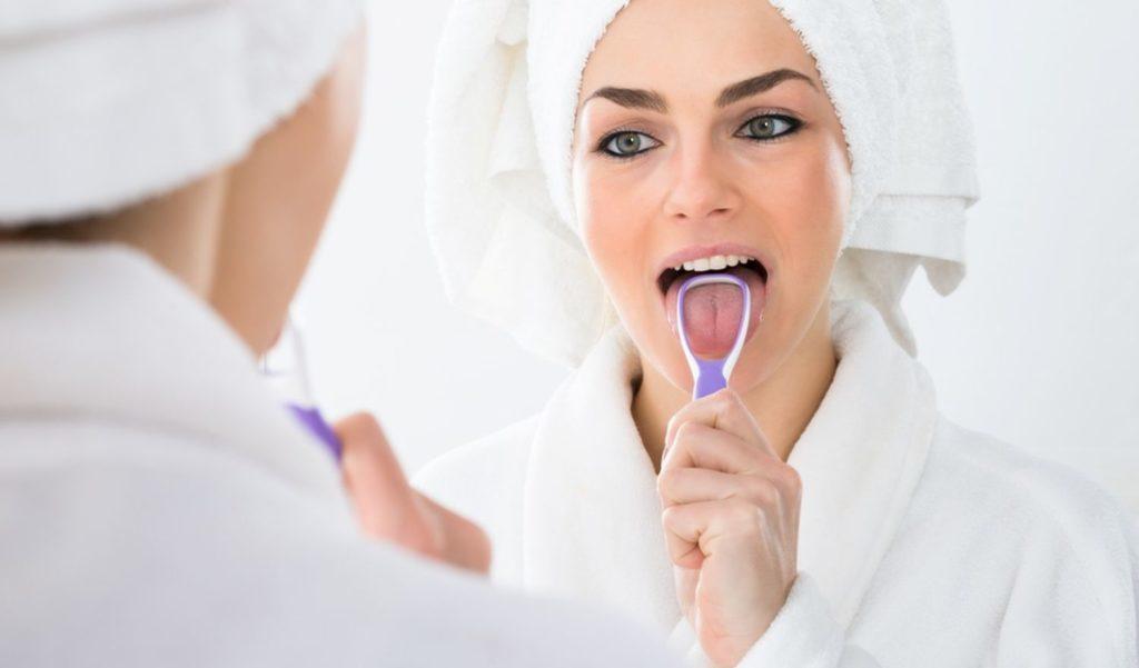 Чистка языка