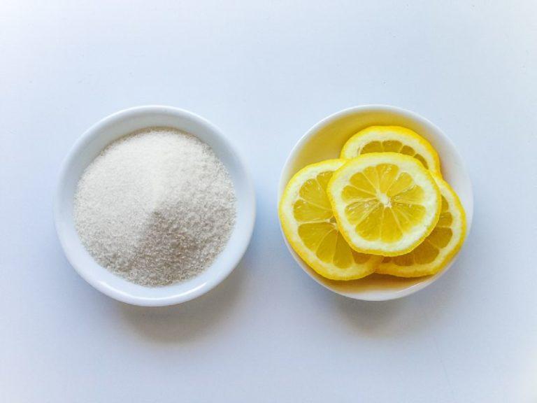 Сахар и Лимон