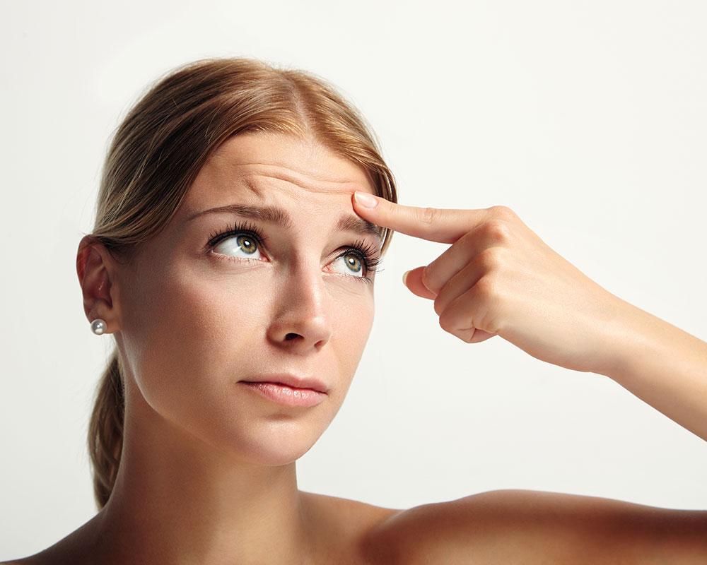 Как эффективно убрать морщины на лице в домашних условиях 42